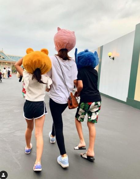 岩隈久志の子供たち