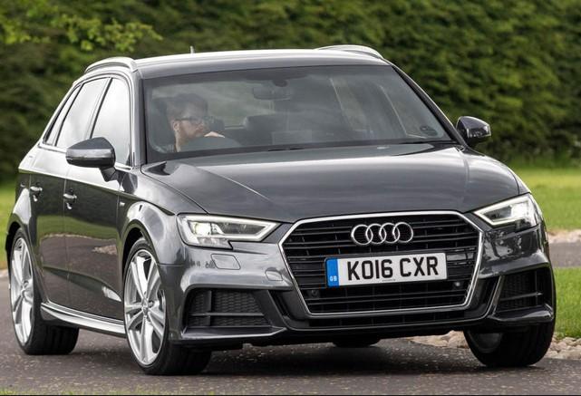 AudiのA3