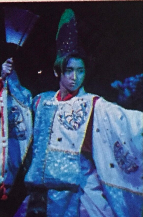 大野智の京都時代のころ