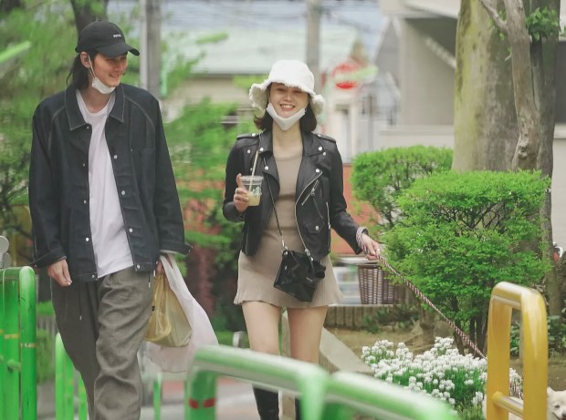 NANAMIと柳俊太郎