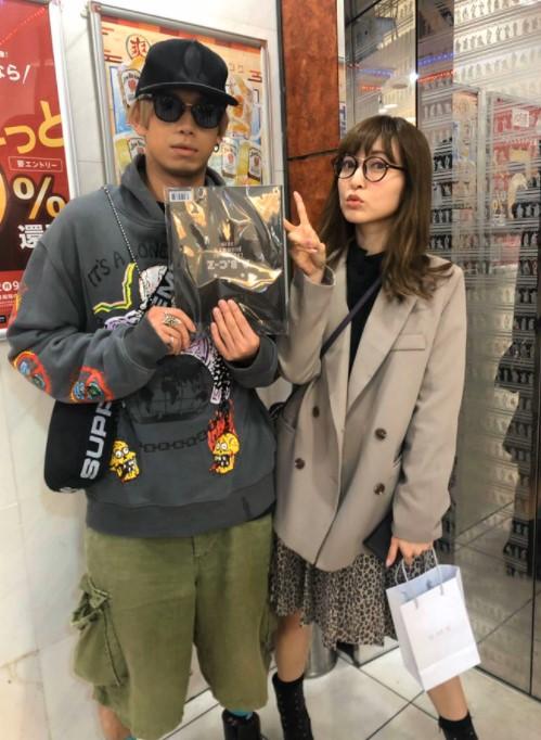 神田沙也加さんと秋山大河さん
