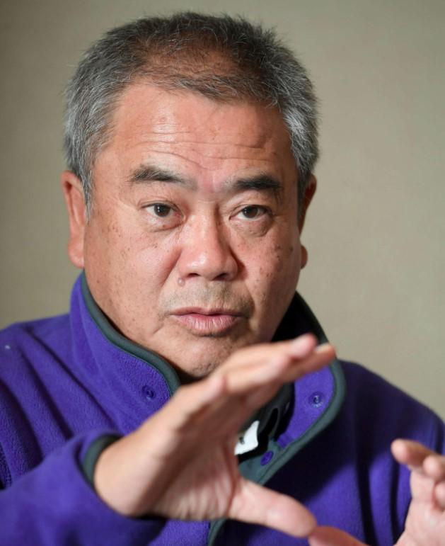 笹生優花選手の父親正和さん