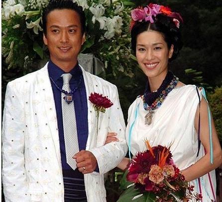 椎名桔平と山本未來の結婚