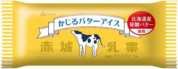 バターアイス