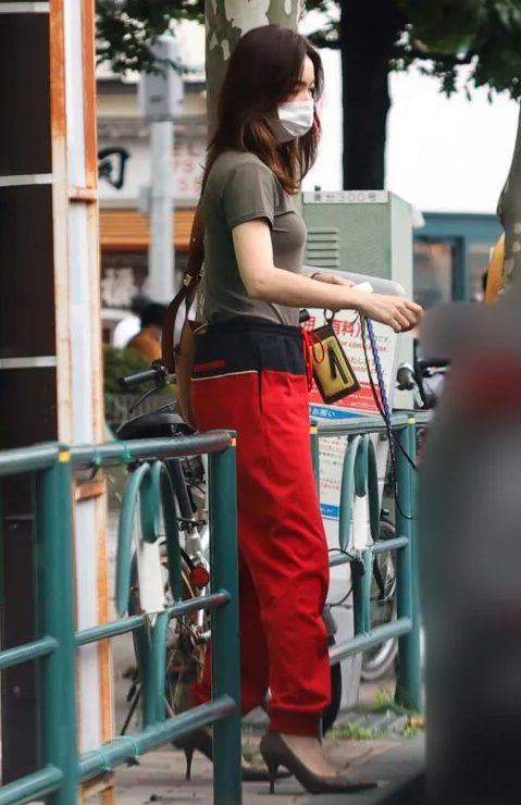 長谷川京子が女性セブンにスクープされたときの画像隠し撮り