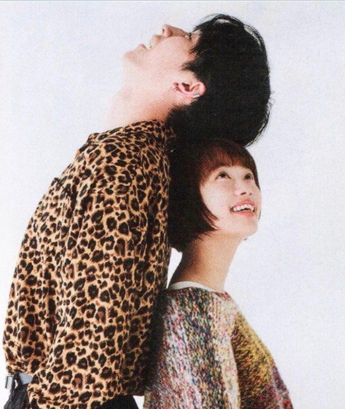 「恋です」で共演している杉野遥亮と杉咲花