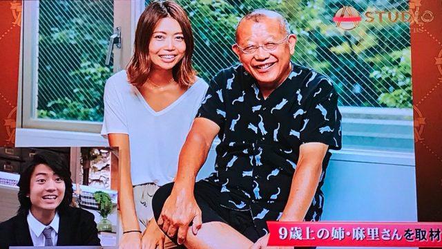 伊藤健太郎の姉