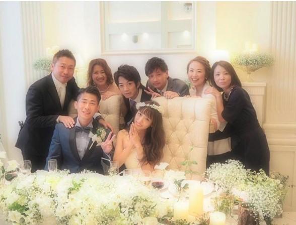 ジャングルポケット太田の結婚式