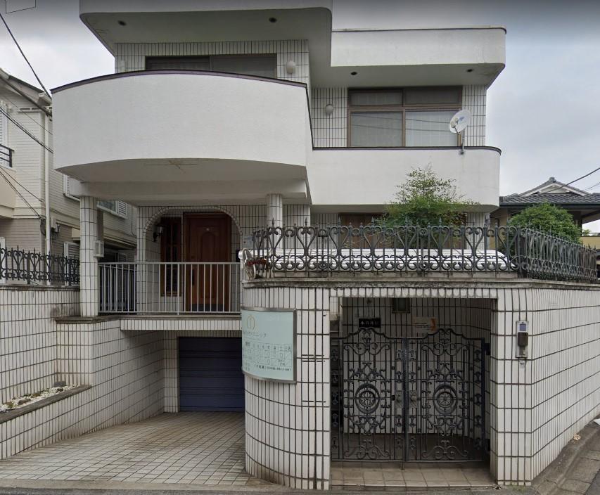 松田聖子の前の自宅