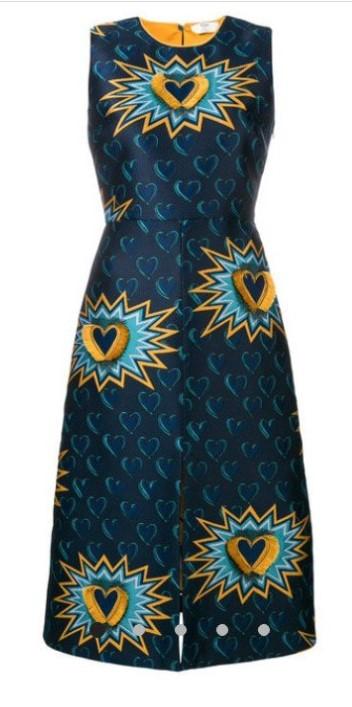 FENDIのドレス